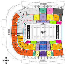 Ou Men S Basketball Seating Chart Oklahoma State Tickets