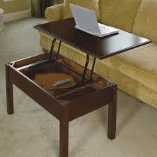 the convertible coffee table  hammacher schlemmer