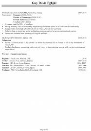What Is A Chronological Resume Program Director Job Description Template Chronological Resume 78