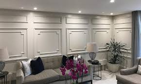 wall panelling victorian and modern