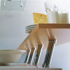 cabinet storage countertop 20 cantilever angled bar supports for solid tops by hafele kitchensource com
