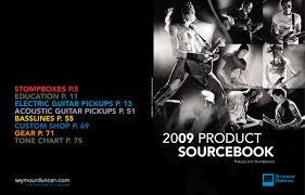 Seymour Duncan Tone Chart Seymour Duncan Katalog 2009 By Euromusic Agency Issuu