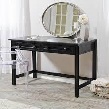 Makeup Tables For Bedrooms Bedroom Makeup Vanities Black Modern Dressing Table Bedroom