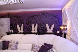 Purple Decorating Living Rooms How To Decorate Small Living Room With Top Trends