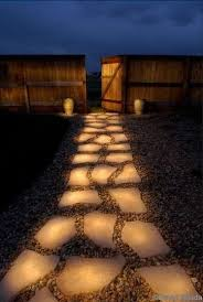 rust oleum glow in the dark paint flower pots. line a pathway with rocks painted in glow the dark paint. during rust oleum paint flower pots