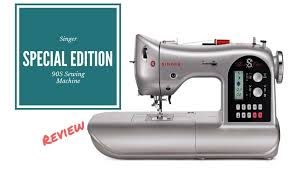 Singer Special Edition Model 90s Sewing Machine