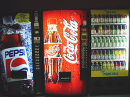 Soda Can Vending Machine Custom Vending Machine Trick YouTube