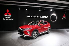 2018 mitsubishi eclipse cross.  2018 2018 mitsubishi eclipse cross at geneva intended mitsubishi eclipse cross