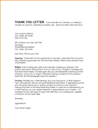 Thank You Resume Letters 9 10 Resume Thank You Letter Example Soft 555 Com