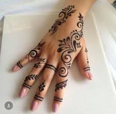 Contact inai tangan simple by alhenna on messenger. Pin By Daiga Jekabsone On Corak Inai Simple Henna Tattoo Henna Tattoo Designs Henna Tattoo Designs Simple