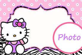 Hello Kitty Invitation Printable Printable Hello Kitty Invitations Under Fontanacountryinn Com