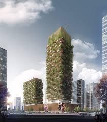 Nanjing Vertical Forest Stefano Boeri Architetti
