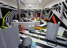 funky office interiors. Fine Funky This Really Is A Funky Office Interior For Funky Office Interiors E