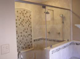 Large Shower Design Ideas Bathroom Remodel Ideas Walk In Shower Large And Bathtub And