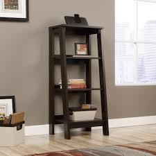 white office bookcase. Decoration:White Office Bookcase Five Shelf With Doors White Bookshelf Cabinet Espresso Ladder