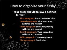 an personality essay generalization