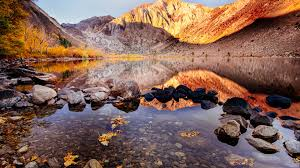 Convict Lake Autumn 4k 4k, HD Nature, Wallpapers, Images