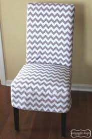parsons chair slipcover pattern home furniture design