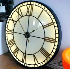 extra large wall clock extra large roman numeral wall clock very large wall clocks roman extra large roman numeral iron