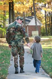 How Does Spousal Support Work For Military Personnel