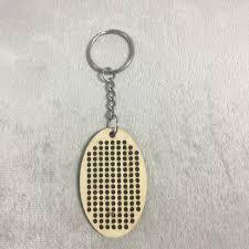 20pcs oval needlepoint blanks wood blank cross stitch pendant diy blank disc wood diy crafts f68540165
