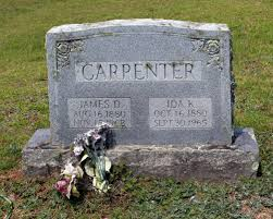 Ida Kell Carpenter (1880-1965) - Find A Grave Memorial