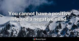Positive Mind Quotes Delectable Joyce Meyer Quotes BrainyQuote