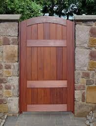 wooden gate designs diy