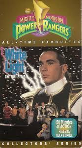 Mighty Morphin Power Rangers White Light Part 1 Power Rangers Media Vhs Dvd Guides Information Mmpr