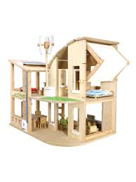 dollhouse furniture plans. Green Dollhouse By PlanToys At Gilt Furniture Plans