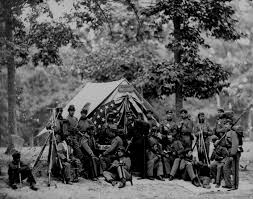 civil war photos national archives army units