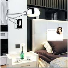 Wall Mounted Led Reading Lights For Bedroom Impressive Decorating