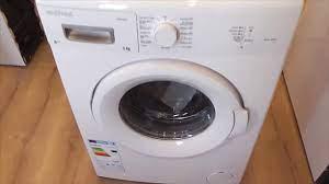 Vestfrost VFCM 5100T A++ 5 kg Çamaşır Makinesi İnceleme - YouTube