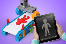 a play doh 3d printer for your genius kids