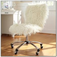 faux fur desk chair cover chair covers design throughout dimensions 1034 x 1034