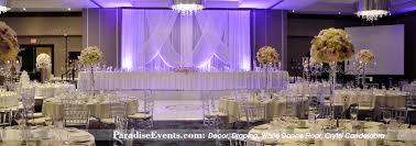 lighting decoration for wedding. North-Vancouver-Wedding-Decor-Pinnacle-At-the-Peir- Lighting Decoration For Wedding