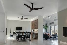 Living Room Ceiling Fan Cool Big Ass Fans' New Haiku Ceiling Fan Integrates With Nest Thermostat