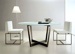 modern glass round dining table glass top round dining table on dining room and best glass