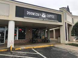 Three military veterans offering you the very best in coffee and patriotism! Veteran Owned Coffee Shop Nice Place Review Of Doomsday Coffee Fayetteville Ar Tripadvisor
