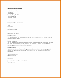 How To Write Resignation Letter Format Computer Programmers Job