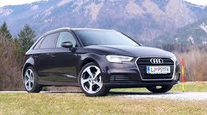 Audi A3 Sportback 1.0 TFSI (115 hp) review - YouTube