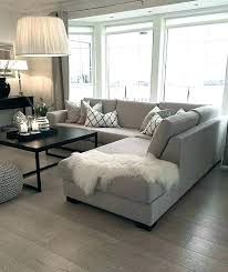 grey leather sectional couches top grain leather