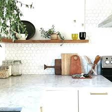 hexagon tiles backsplash marble and small hex tile hexagon backsplash tile home depot