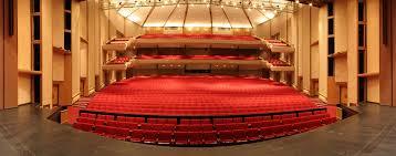 Sacramento Community Center Theater Seating Chart