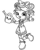 Nice cars, which all have their own shape and color, they also have a nice name. Free Shopkins Coloring Pages Topcoloringpages Net