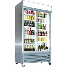 glass door display refrigerator used display refrigerator medium size of back bar cooler used glass door
