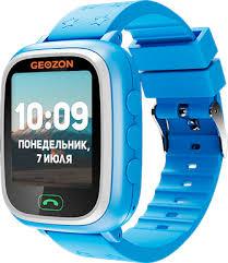 Купить <b>Умные часы Geozon Lite</b> Blue по выгодной цене в ...
