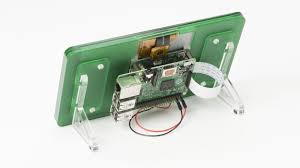 Raspberry Pi Touchscreen Display Stand Official Raspberry Pi touchscreen launches for 100 Geek 2