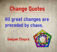 Image result for great change