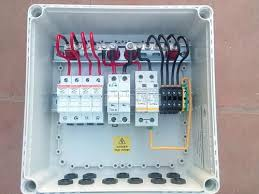 combiner box manufacturer from chennai combiner box vs junction box at Combiner Box Wiring